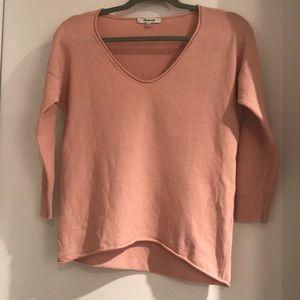 Madewell Blush Pink Top